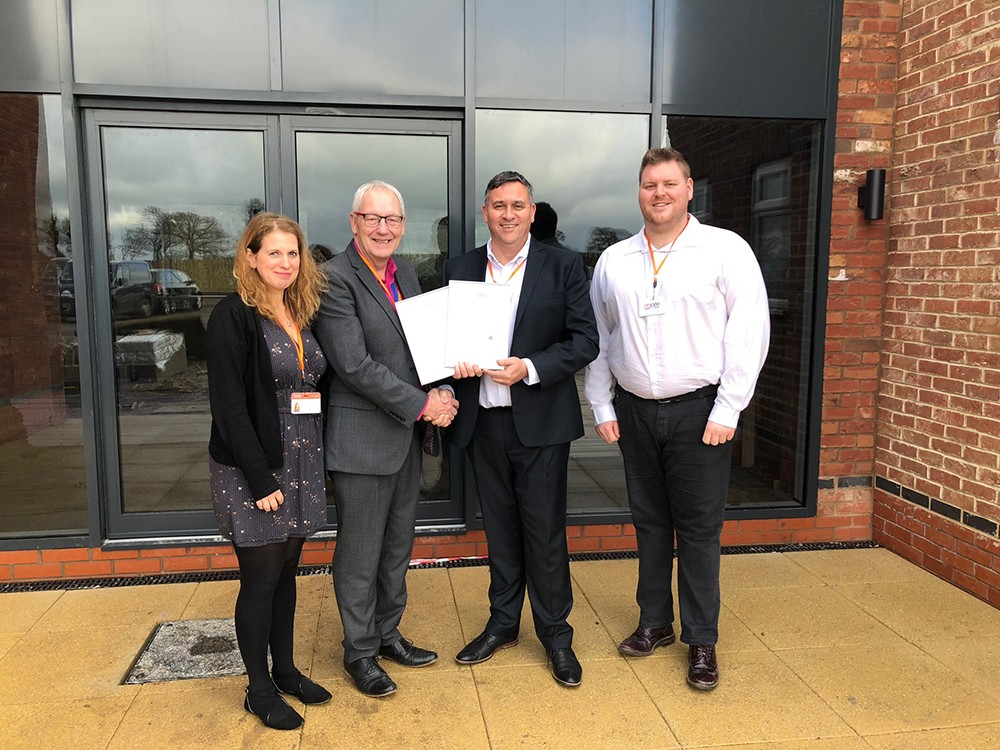 ISO-Award IT3000 IT Support Leicester and Bournemouth